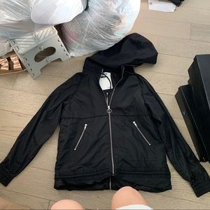 Seek the label LF black jacket 90s style